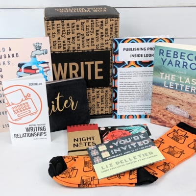 Scribbler March 2019 Subscription Box Review