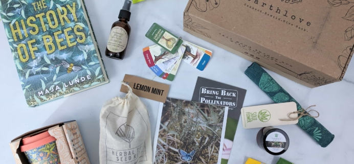 Earthlove Subscription Box Review + Coupon – Spring 2019