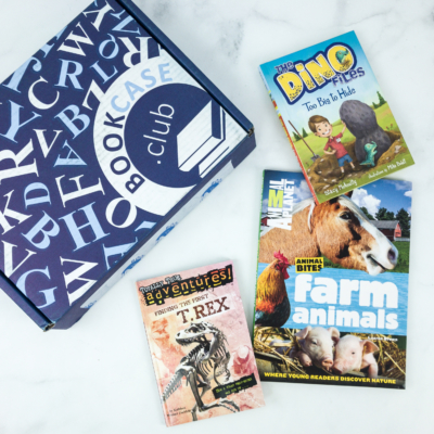 Kids BookCase Club April 2019 Subscription Box Review + 50% Off Coupon! – PRE TEEN