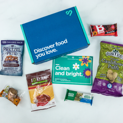 Snack Nation April 2019 Subscription Box Review + Coupon!