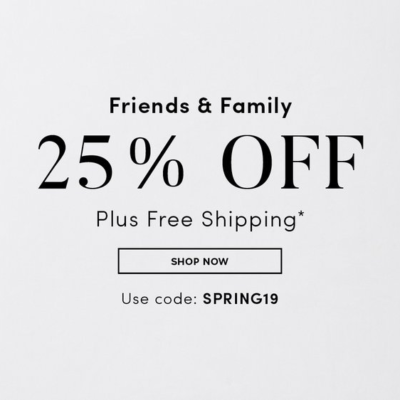 Cover FX Spring Friends & Family Event Sale: Get 25% Off & More!