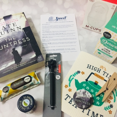 Sweet Reads Box April 2019 Subscription Box Review + Coupon