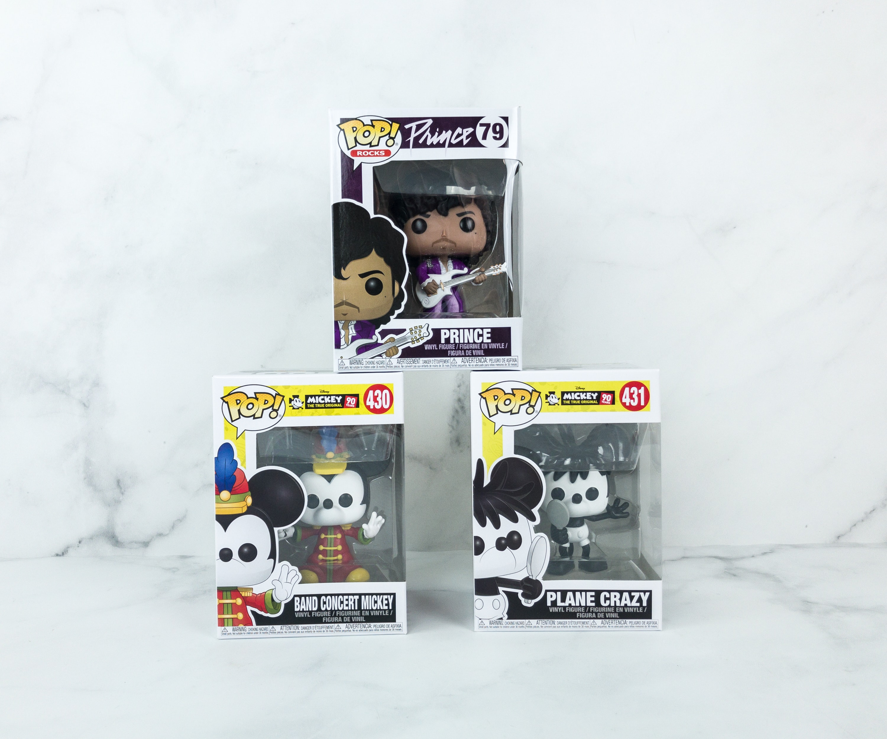 Pop In A Box April 2019 Funko Subscription Box Review & Coupon