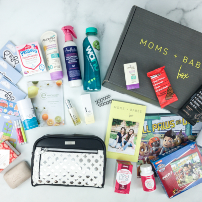 Moms + Babes Winter 2019 Subscription Box Review + Coupon – TODDLER BOX