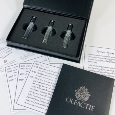 Olfactif for Women April 2019 Subscription Box Review