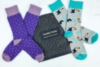 Society Socks April 2019 Subscription Box Review + 50% Off Coupon
