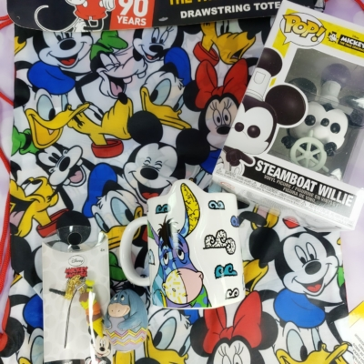 Mickey Monthly March 2019 Subscription Box Review + Coupon