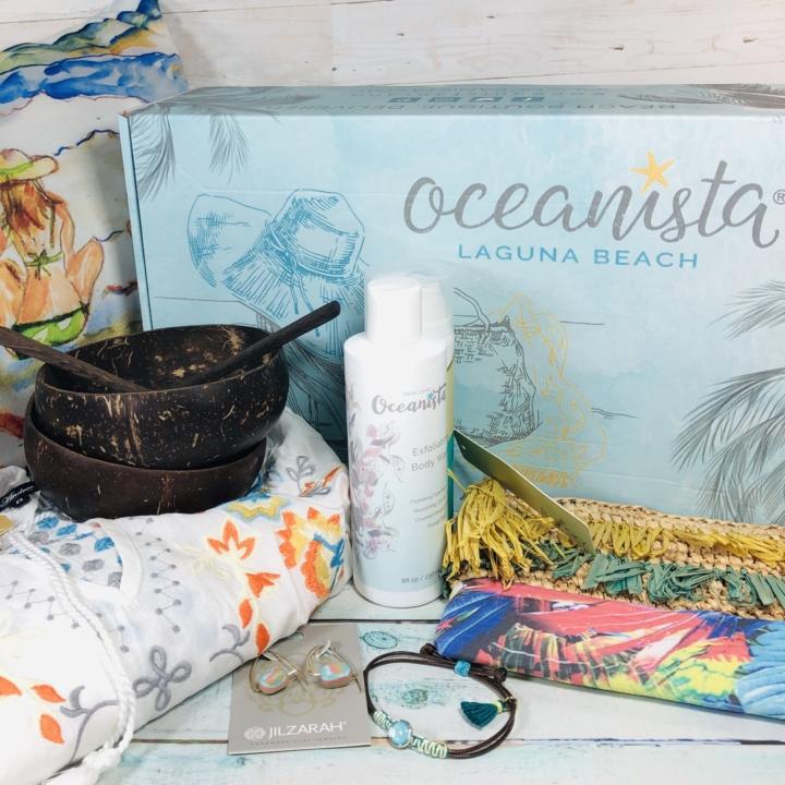 Oceanista Spring 2019 Subscription Box Review + Coupon - hello subscription