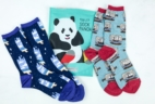 Sock Panda Tweens March 2019 Subscription Review + Coupon