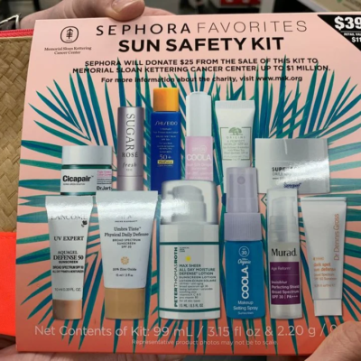 Sephora Sun Safety Kit 2019 Available Now In Stores + Full Spoilers!