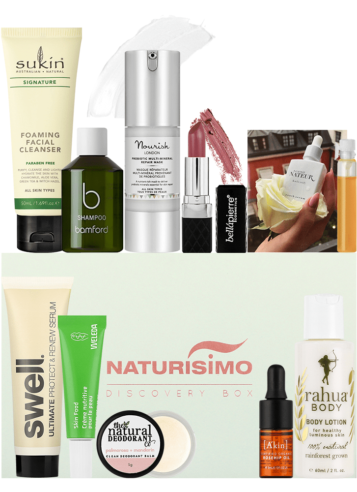 Naturisimo Exclusive Blooming Gorgeous Discovery Box Available Now + Full Spoilers!