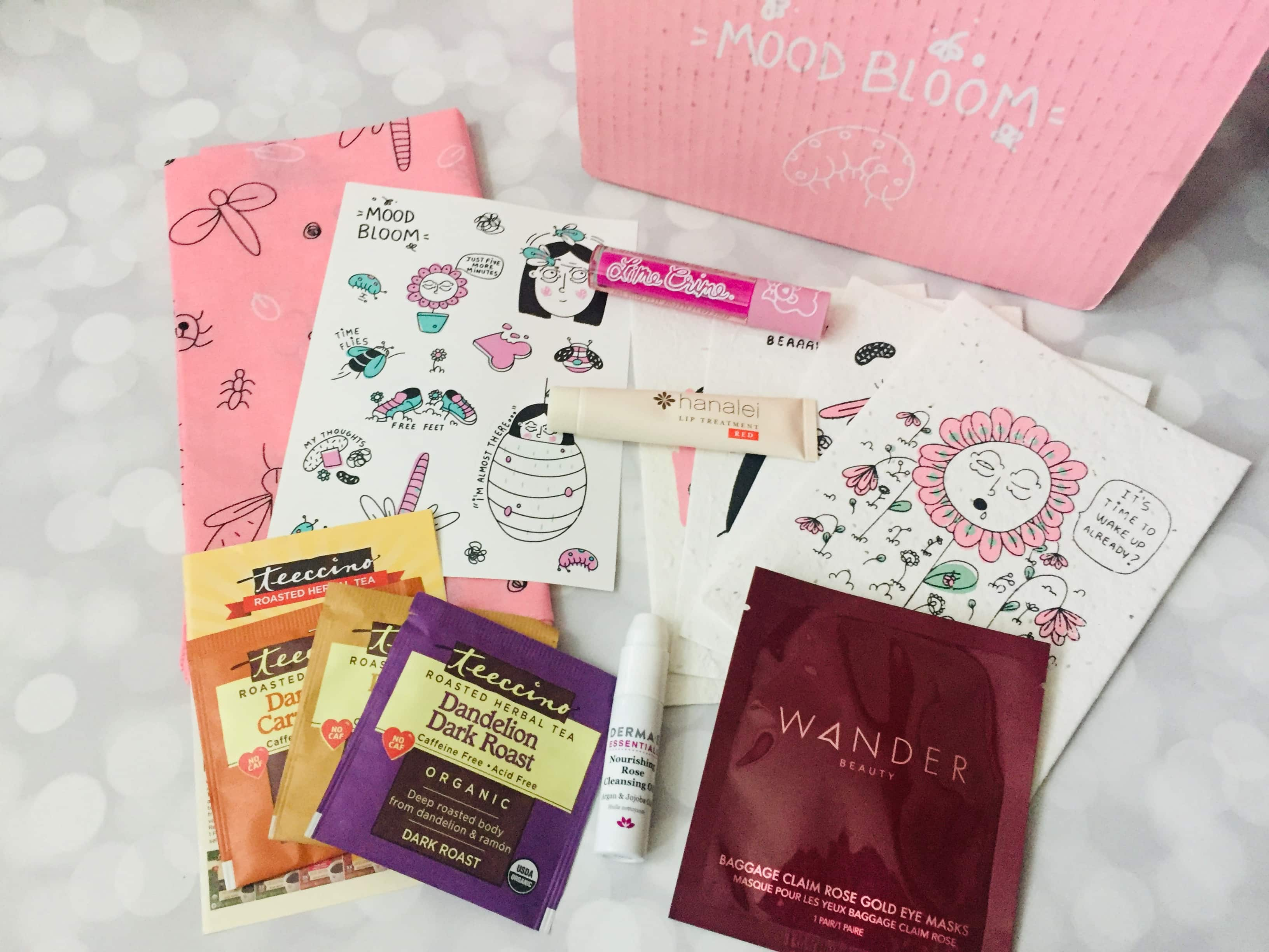 Marzia Spring 2019 Subscription Box Review