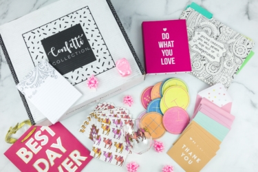 Confetti Collection Black Friday Deal: Save 25% on entire subscription!