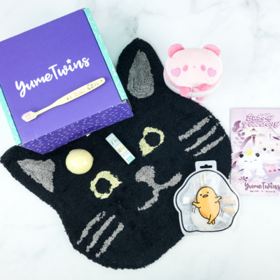 YumeTwins May 2019 Subscription Box Review + Coupon