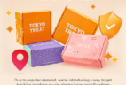 TokyoTreat + YumeTwins + nmnl Shipping Upgrades Available Now + Coupon!