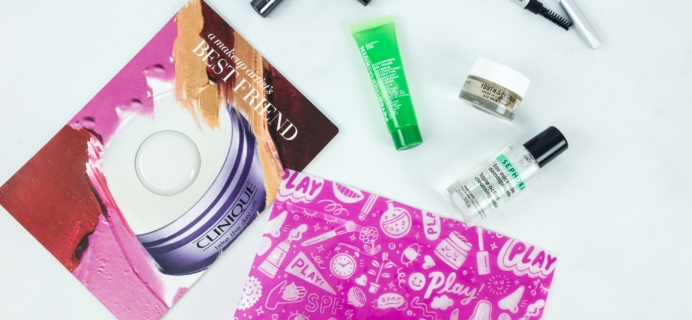 Play! by Sephora April 2019 Subscription Box Review