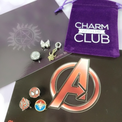 Charm With Me Club April 2019 Subscription Box Review + Coupon