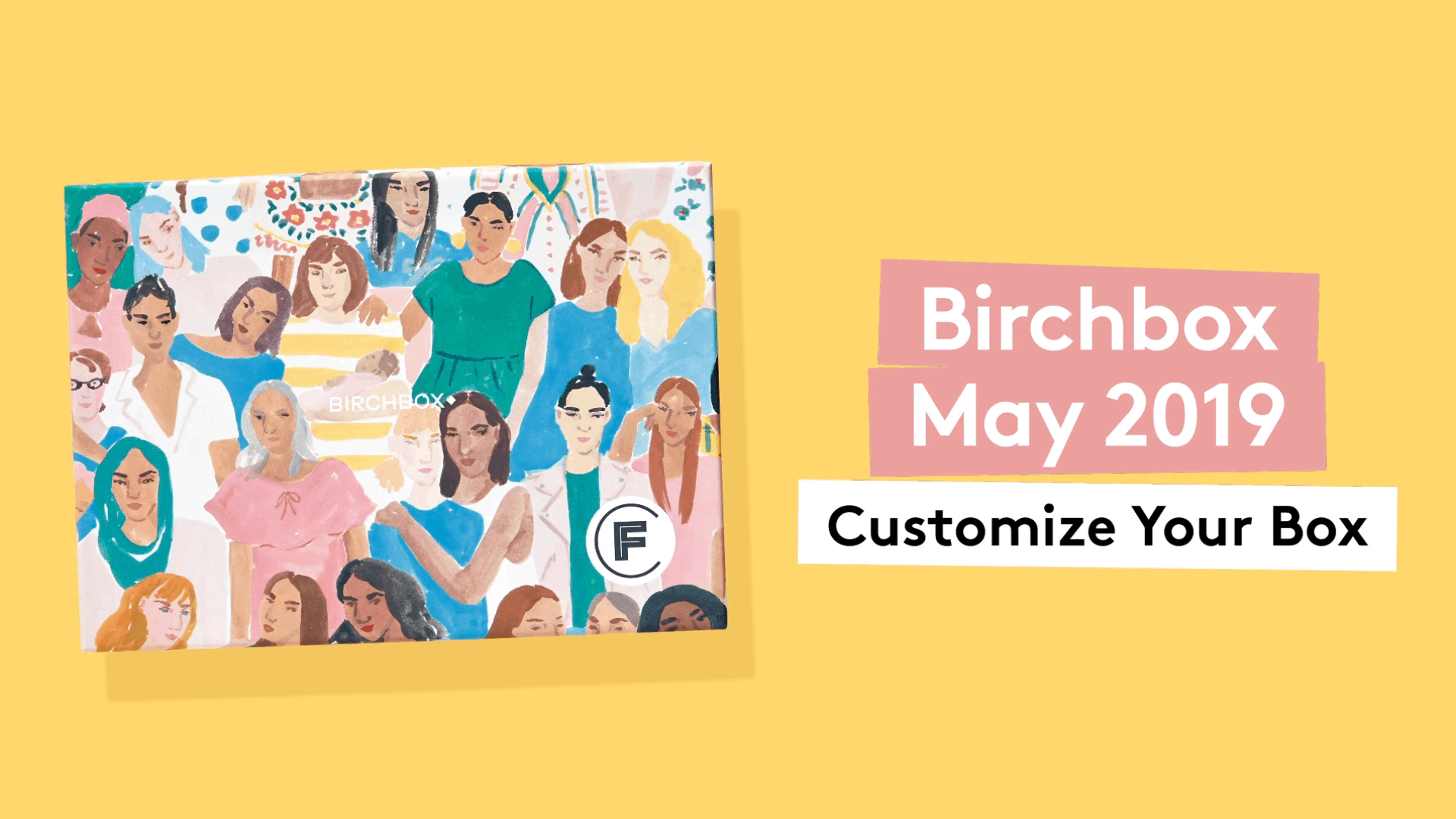 Birchbox May 2019 Selection Time!