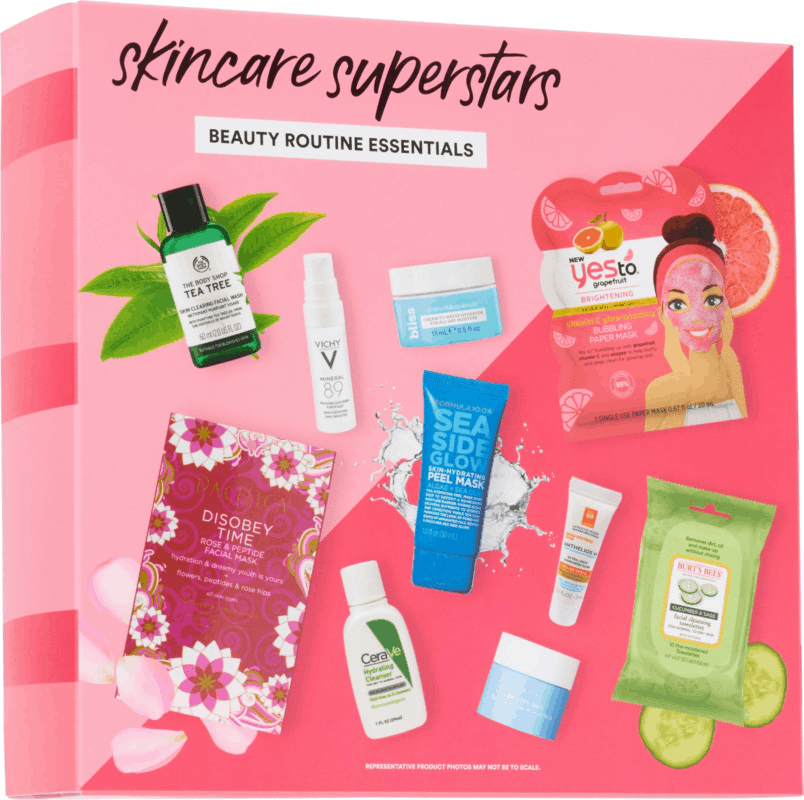 New Ulta Sample Kit Available Now – Skincare Superstars!
