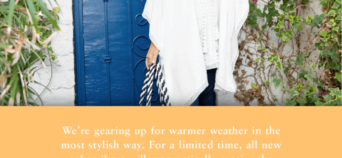 Box of Style by Rachel Zoe Coupon: Get $25 Off + FREE Bindya Tassel Cover Up!