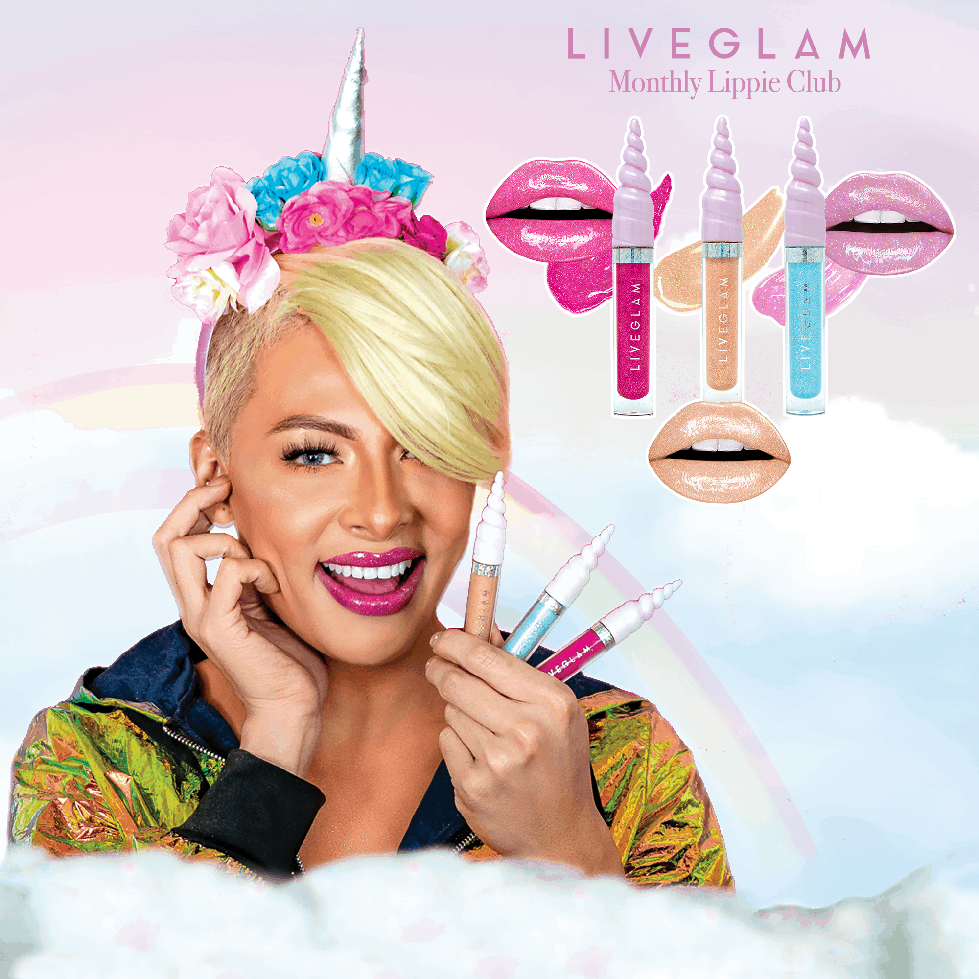 LiveGlam KissMe May 2019 Full Spoilers + Coupon!