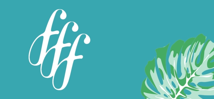 FabFitFun Summer 2019 Edit Sale – Starts Noon Eastern!