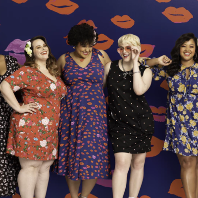 Dia & Co. X Betsey Johnson Line Available Now!