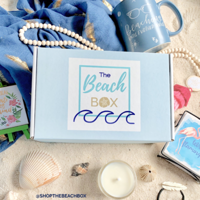 The Beach Box November 2019 Full Spoilers + December 2019 Sneak Peek!