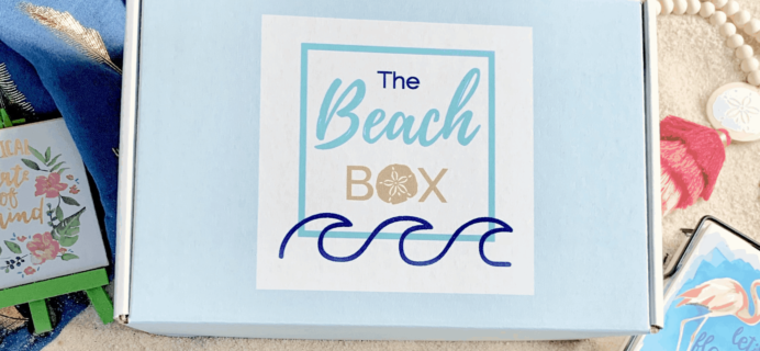 The Beach Box September 2019 Spoiler #2!