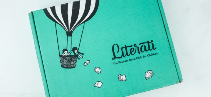 Literati Club Nova Box Review + Coupon – April 2019