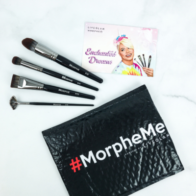 MorpheMe Brush Club May 2019 Subscription Box Review + Free Brush Coupon!
