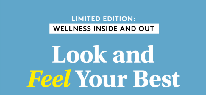 Wellness Inside and Out Kit – New Birchbox Man Kit Available Now + Coupons!
