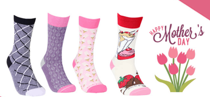 Sock Panda Mother's Day Coupon: Get 10% Off + FREE Socks!