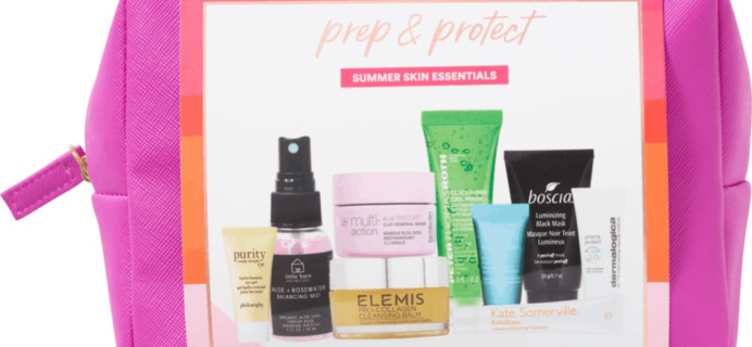 New Ulta Sample Kit Available Now – Prep and Protect Summer Skin Essentials!