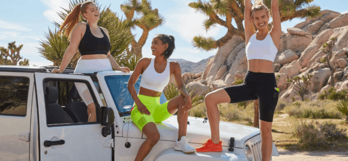 May 2019 Fabletics Sneak Peek + Coupon!