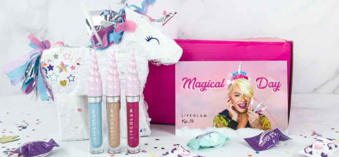KissMe Unicorn Lippies Available Again – TWO DAYS ONLY!