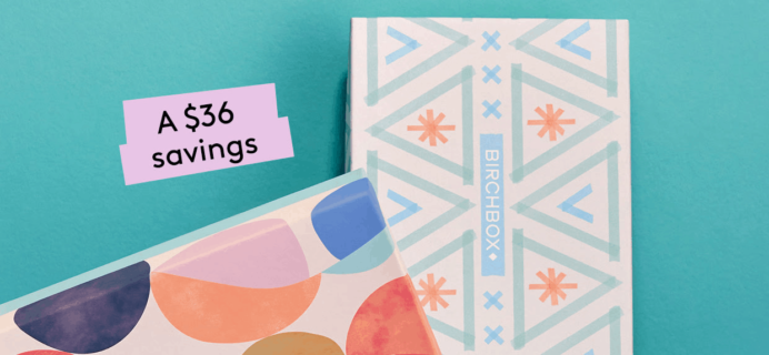 Birchbox Flash Sale: Get An Annual Subscription For Just $10 Per Box!