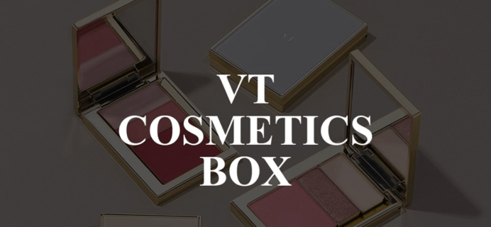 VT Cosmetics Box Available Now!