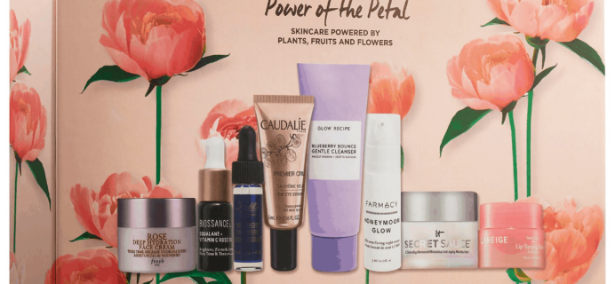 New Sephora Kit Available Now + Coupons – Power of the Petal!