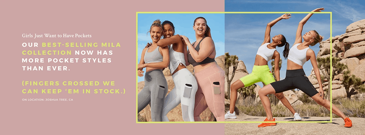 Fabletics May 2019 Selection Time + New Member Coupon!