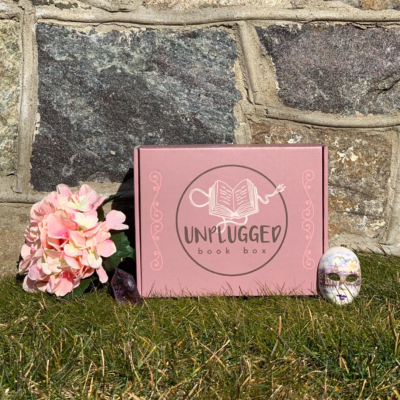 Unplugged Book Box July 2019 Spoiler #1 + Coupon – Adult Fiction Box!