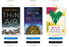 Amazon First ReadsJune 2019 Selections: 1 Book Free for Amazon Prime Members