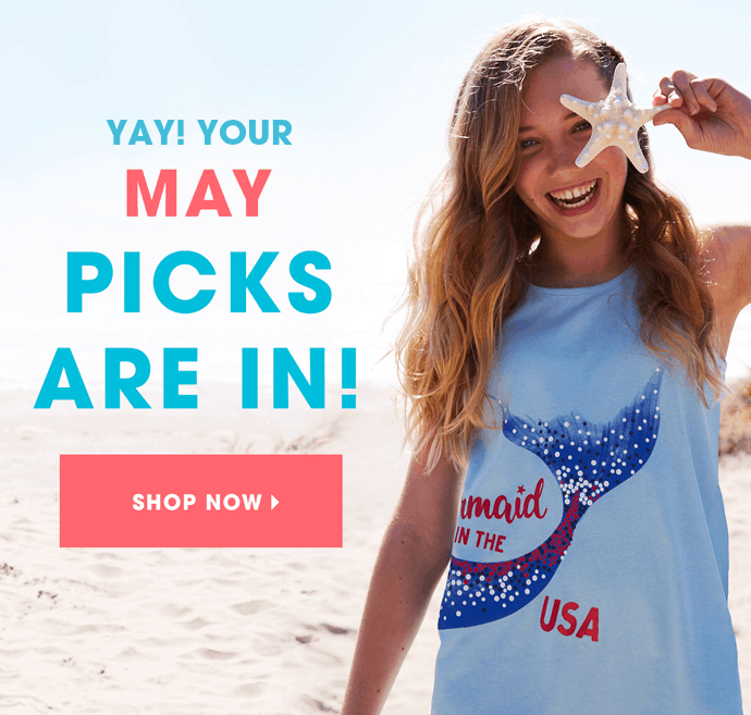 FabKids May 2019 Collection + Coupon!
