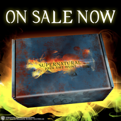 Supernatural Box Summer 2019 Sales Open Now!
