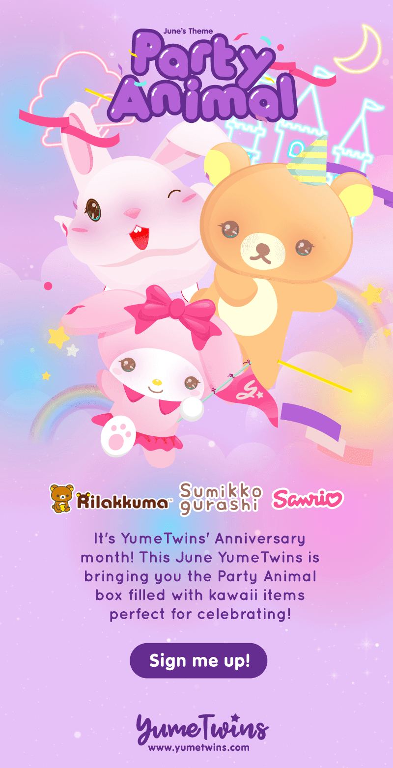 YumeTwins June 2019 Spoiler #3 & Coupon!