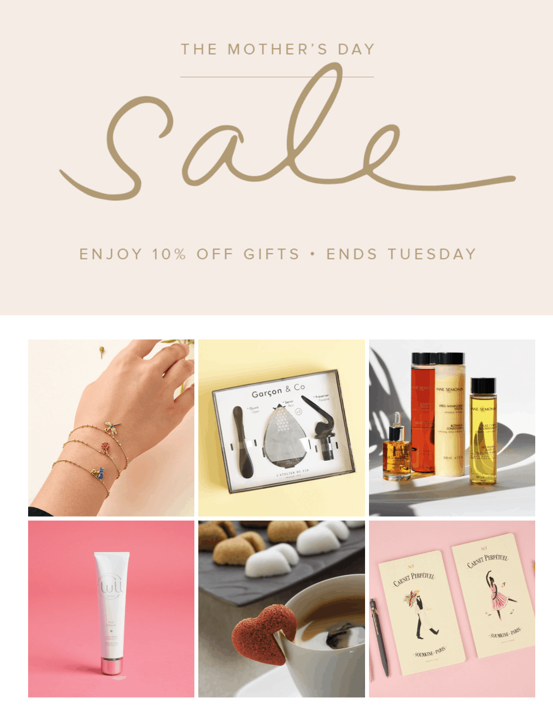 Oui Please Limited Edition 2019 Mother's Day Box Coupon + Full Spoilers!