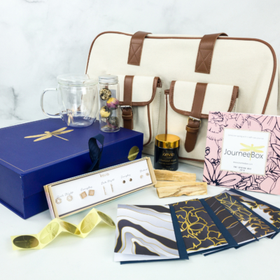 Journee Box Spring 2019 Subscription Box Review + Coupon