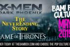 The BAM! Pop Culture Box May 2019 Spoiler #1!