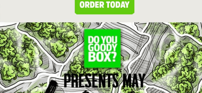 Do You Goody Box May 2019 Theme Spoilers + Coupon!