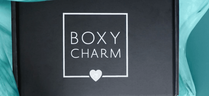 BOXYCHARM October 2019 Customization Open Now – Spoiler #2!